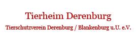 Logo | Tierheim Derenburg / Blankenburg und Umgebung e.V. - Tierschutzverein Derenburg